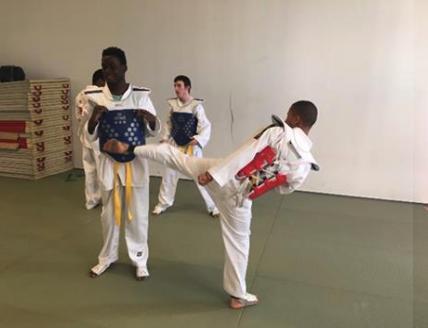 Taekwondo 76 Fondation Vasgos